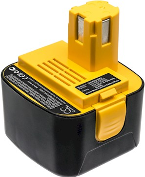 Panasonic 12V Battery Replacement