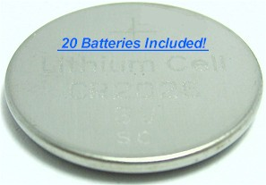 Toshiba CR2025 Battery