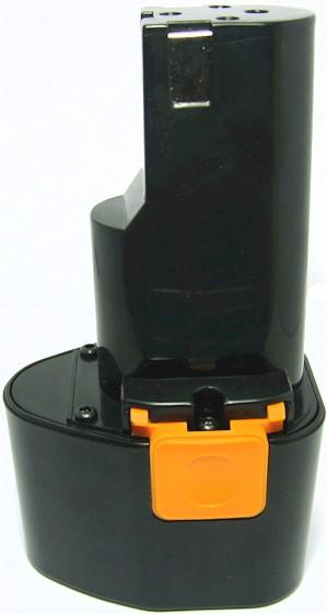 Panasonic 9.6V Battery - Long Stem Replacement