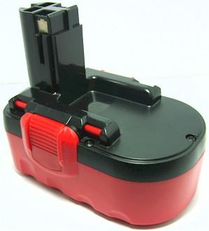 Bosch 18V Battery Replacement