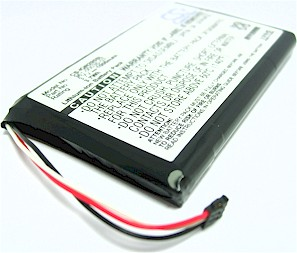 Garmin Nuvi 2595LM Battery Replacement