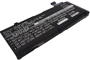 Apple MacBook Pro 13 Precision Aluminum Unibody 2009 Version Battery Replacement