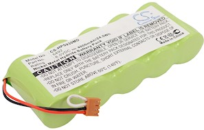 Healthdyne 5492 Battery Replacement