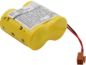 FANUC A06B-6073-K001 Battery Replacement