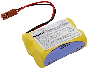 GE A06B-0177-D106 Battery Replacement
