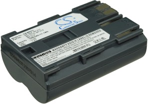 Canon BP-511 Battery Replacement
