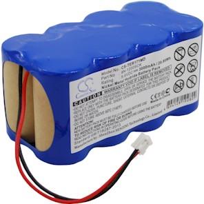 Terumo 8N-1200SCK Battery Replacement