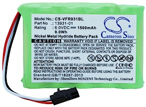 Verifone 13931-01 Battery Replacement