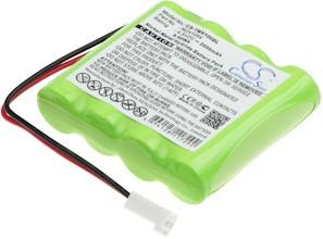 Teleradio M241054 Battery Replacement