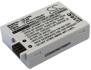 Canon LP-E8 Battery Replacement