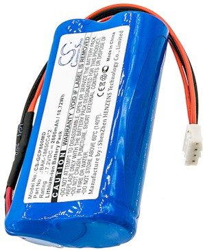 G-CARE SP-800 Battery Replacement