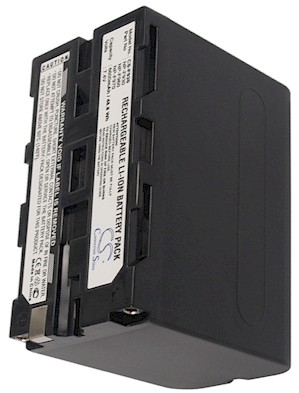 Sony NP-F930 Battery Replacement