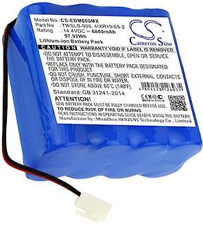Edan TWSLB-006 Battery Replacement