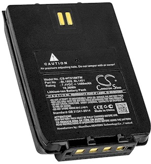 HYT BL1401 Battery Replacement