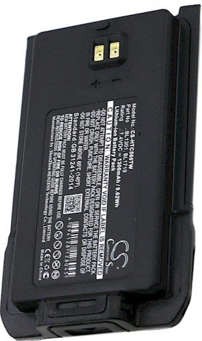 HYT BL1301 Battery Replacement