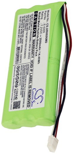 AAronia AG E-0205 Battery Replacement