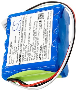 NSK U421-070 Battery Replacement