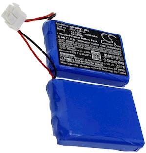 Contec ECG-1200 Battery Replacement