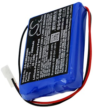 Contec 855183P-2S Battery Replacement