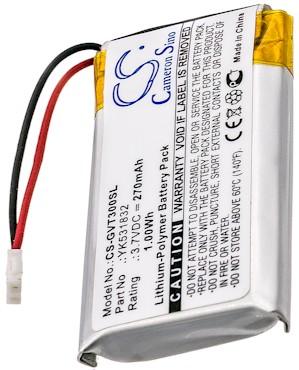 Golf Buddy YK531832 Battery Replacement