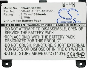 Amazon Kindle DX Battery Replacement