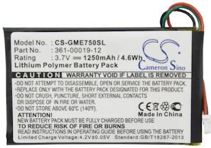 Garmin Edge 605 Battery Replacement