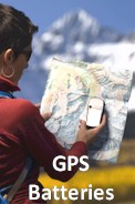 GPS Batteries