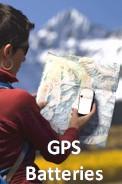 GPS Batteries