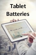 Tablet Batteries
